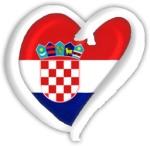 Croatia Eurovision Heart