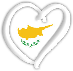 Cyprus eurovision heart