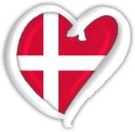 Denmark Eurovision Heart