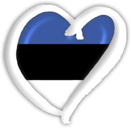 Estonia Eurovision Heart