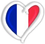 France Eurovision Flag