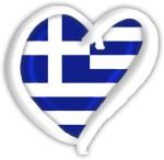 Greece Eurovision Heart