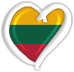 Lithuania Eurovision Heart