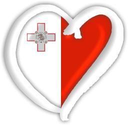 Malta Eurovision Heart