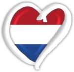 Netherlands Eurovision Heart