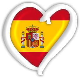 Spain Eurovision Flag
