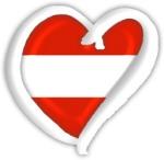 Austria eurovision heart