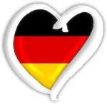 Germany Eurovision Heart