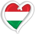 Hungary Eurovision Heart