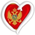 Montenegro Eurovision Heart