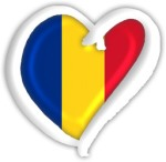 Romania Eurovision Heart