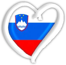 Slovenia Eurovision Heart