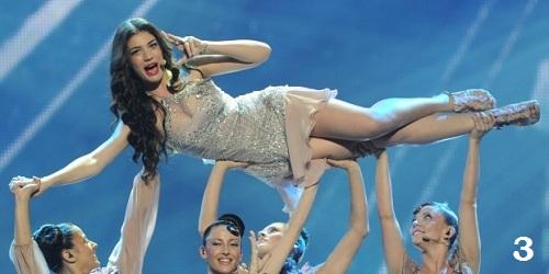 Ivi Adamou Cyprus La La Love Eurovision 2012