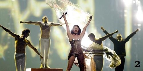 Anggun Echo You and I France Eurovision 2012