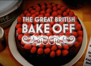 BBC great british bake off baking tv programme
