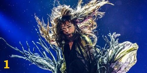 Loreen Euphoria Sweden Eurovision 2012