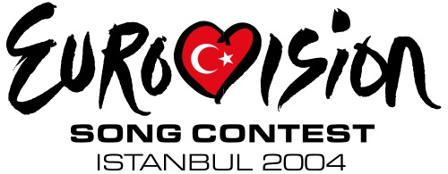 Eurovision Song Contest Istanbul 2004 logo
