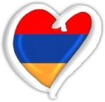 Armenia Eurovision Heart