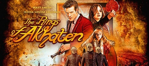 Doctor Who Rings of Ahkaten