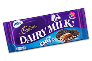 dairy milk with oreo