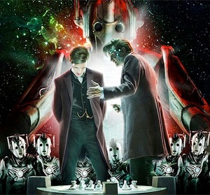 doctor who nightmare in silver 1