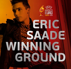 eric saade winning ground
