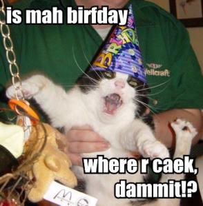 is-mah-birfday-where-r-caek-dammit