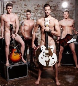 lawson naked