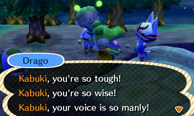 Animal Crossing: New Leaf – Baby you're a firework ...