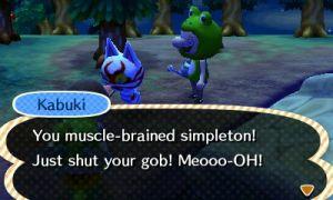 kabuki kicks off