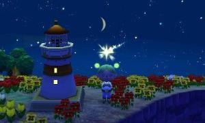 shooting star lighthouse