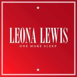 leona lewis one more sleep