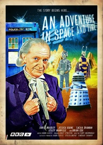 doctor who an adventure in space and time