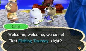fishing tourney