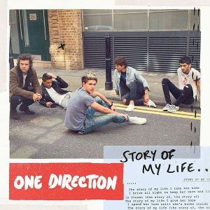 one direction story of my life
