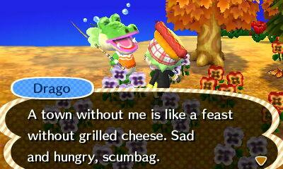 Animal Crossing: New leaf – Goodbye is the harvest word ...