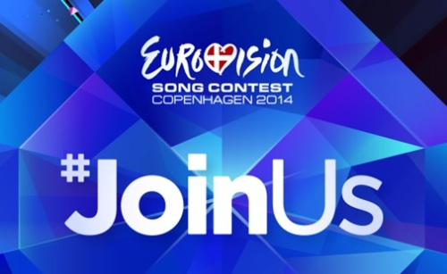 Eurovision Song Contest 2014 Logo Header