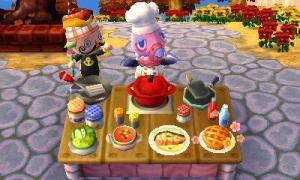 festival meal