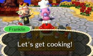 franklin cooks