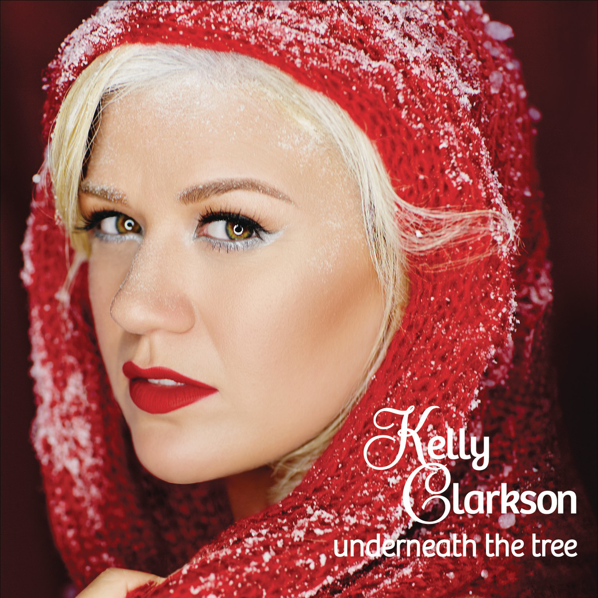 "Single: Kelly Clarkson – ""Underneath the tree"" (2013) 
