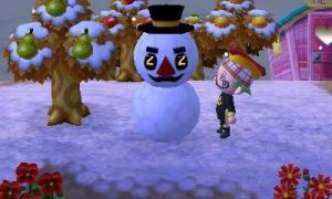 snow bingo