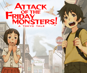 attack of the friday monsters