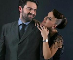 Besiana Mehmeti and Shkodran Tolaj
