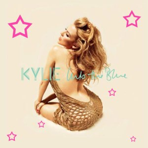 kylie into the blue