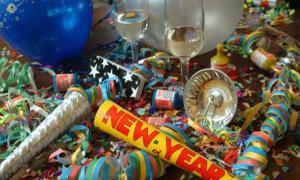 new year wreckage