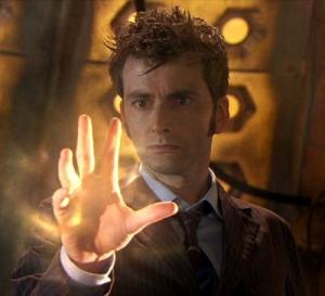 doctor regenerates
