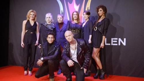 Melodifestivalen Heat 1 artists